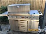 Renaissance Stainless Steel BBQ