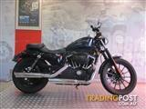 2012 Harley-Davidson XL883N Iron 883   Cruiser
