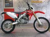 2010 Honda CRF450X   Enduro
