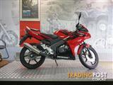 2007 Honda CBR125   Sports