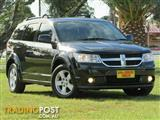 2010 Dodge Journey SXT JC MY10 Wagon