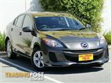 2012 Mazda 3 Neo BL10F2 MY13 Sedan