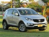 2014 Kia Sportage Si 2WD Premium vehicle has plenty of safety features that give this the highest possible 5 star ANCAP rating Wagon