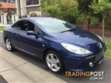 2005 PEUGEOT 307 CC DYNAMIC  CONVERTIBLE
