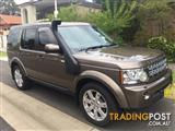 2011 Land Rover Discovery 4 Series 4 SDV6 SE Wagon 7st 5dr CommandShift 6sp 4x4 3.0DTT [MY12]  Wagon