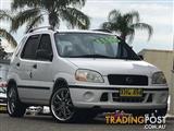 2001 Suzuki Ignis RG413 GL Hatchback 5dr Auto 4sp 1.3i  Hatchback