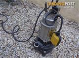 Genuine Davey Sump Pump