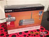 D-Link DI-524 Wireless G Broadband Router *NEW*