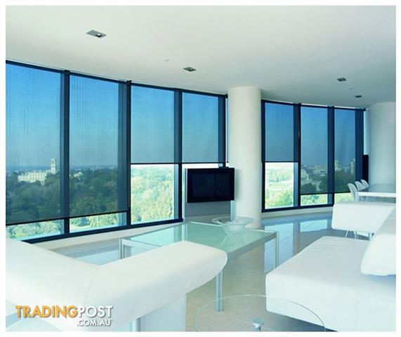 Environmentally friendly 100% Polyester fabric Roller blinds