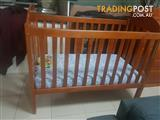 4peice baby bed room suite