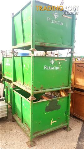 CHEAP Stillages - Stackable - skip - skid - bin - pallet - storage container