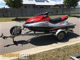 Jet Ski and Gear - Townsville