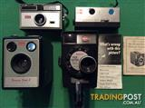 Collectable Cameras