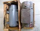 1 New & 1 Used W. Mackie & Co LTD 240 Volt Alternator Motor