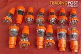 New 40 Amp 3 Phase Plugs (4 Pin Plugs and 5 Pin Plugs)