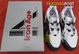Iron Age (Size 9) Steel Capped Safety Runners Electro-Static Shoe