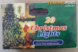 New Christmas Tree Lights (20 Lights)
