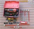 Hilti DD EC-1 Core Drill Including Core Drilling Bits
