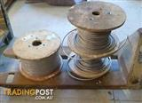 New 8mm 316 Stainless Wire Rope (Grade AISI 316)