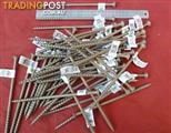 Fifty (50) Bugle Head Batten Timber Screws 16G x 250 mm