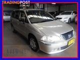 2002  Honda Odyssey  2nd Gen Wagon