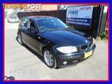 2005  BMW 118i  E87 Hatchback