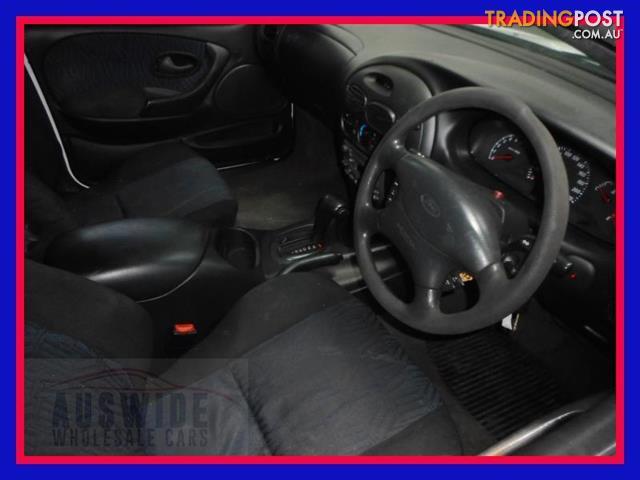 2000  Ford Falcon Ute XLS AU II Cab Chassis