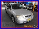 2000  Holden Astra City TS Hatchback