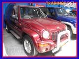 2002  Jeep Cherokee Limited KJ Wagon