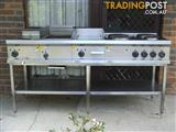 COMBINATION COOKER Electrolux Zanussi