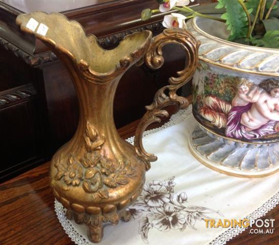 Made In Italy Brass Vase 95100 For Sale In Ashmore Qld Made In