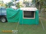 FOUR WHEEL DRING TENT