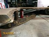 Taking orders for Redgum slabs ect