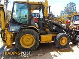 2003 Caterpillar 428D Backhoe