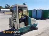 One used tenant sweeper 2004
