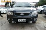 2011 Ford Territory Ghia (4x4) SY Mkii Wagon