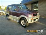 1997 Daihatsu Terios DX (4x4)  Wagon