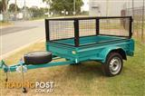 BOX TRAILER AND CAGE 6x4 for sale in Brisbane