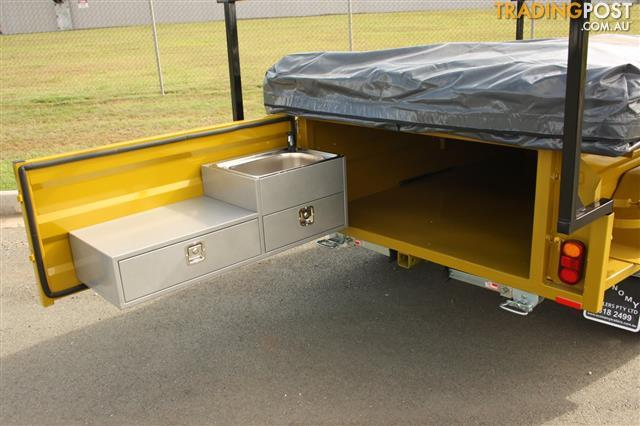 Brilliant Police Report A Recent Increase In The Theft Of Trailers, Caravans And Camper Trailers Across The Brisbane Region Offenders Are Targeting Trailered Vehicles Including Tool Trailers, Camper Trailers, Trailered Boats And Caravans