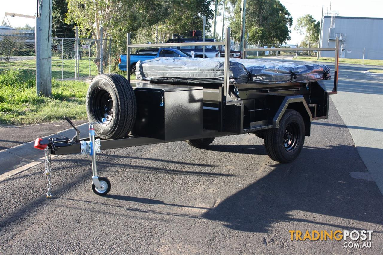 Model CAMPER TRAILER For Sale Brisbane For Sale In Brisbane QLD  CAMPER
