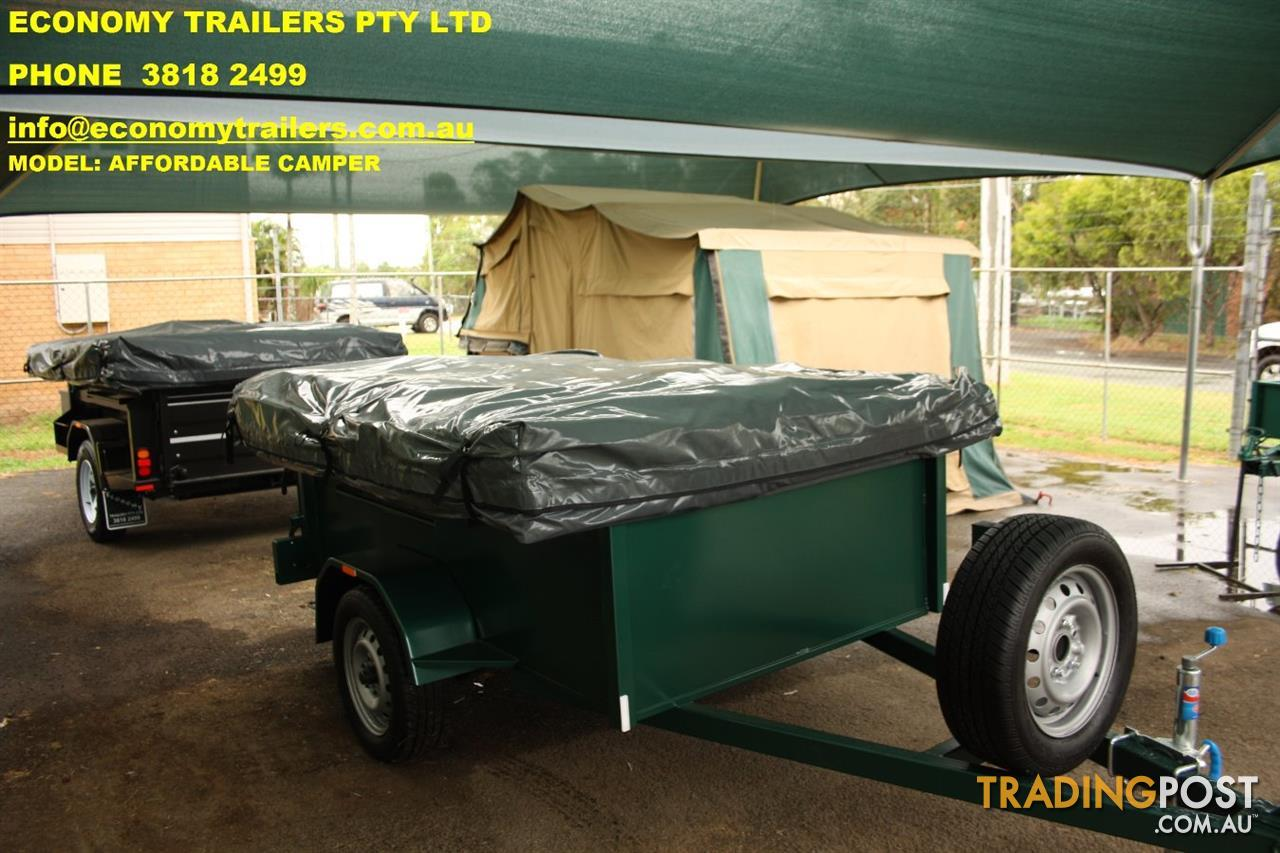 Unique Brisbane Nomad Campers And Trailers Pty Ltd, Which Is A Leading Supplier Of World Class Camper Trailers In