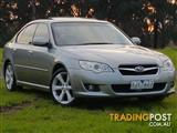 2008 SUBARU LIBERTY 2.5i LUXURY EDITION MY08 4D SEDAN