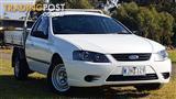 2008 FORD FALCON XL (LPG) BF MKII C/CHAS
