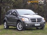 2011 DODGE CALIBER SXT PM MY10 5D HATCHBACK
