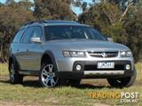 2006 HOLDEN ADVENTRA LX6 VZ 4D WAGON