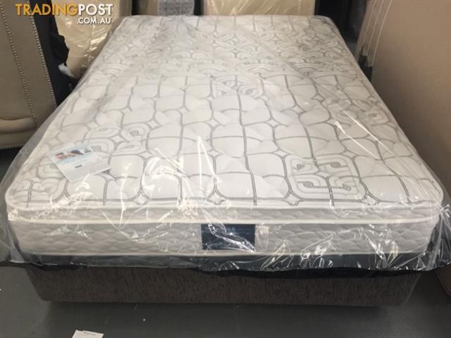 New Pillow Top Sleepmaker Mattresses Factory Outlet For Sale In Dandenong Vic New Pillow Top