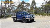 2009 HOLDEN COLORADO LX (4x4) RC MY09 SPACE C/CHAS