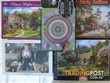 Jigsaw Puzzles - Miscellaneous selection