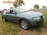 2005 HOLDEN CREWMAN CROSS 6 VZ UTILITY