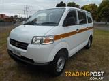 2011 SUZUKI APV  (No Series) VAN